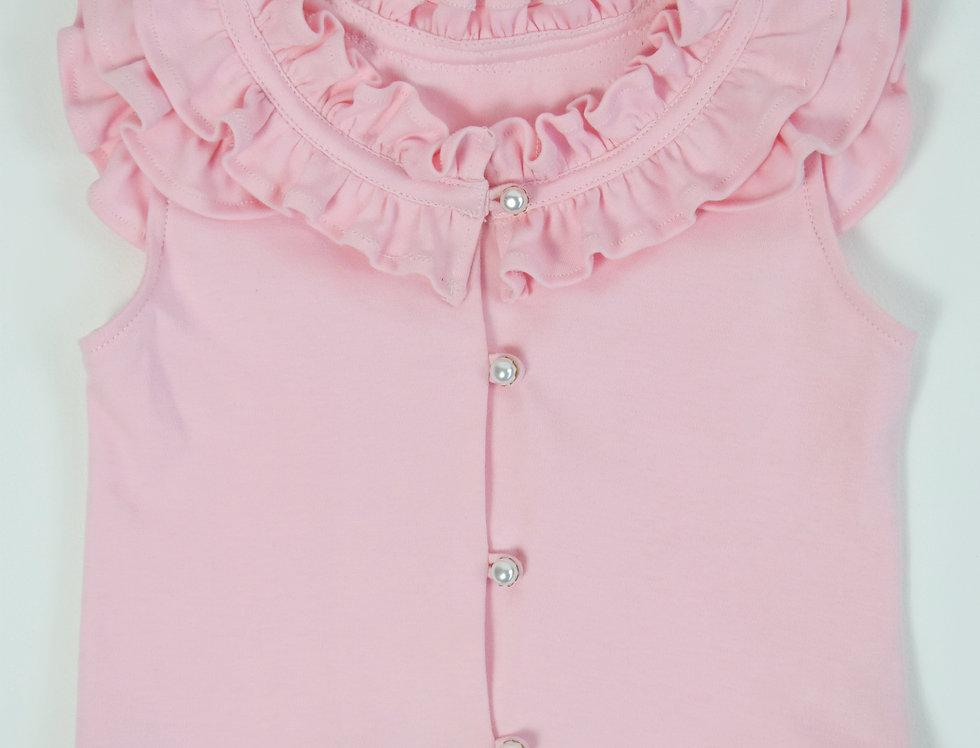 Bai Bua Blouse - Pink