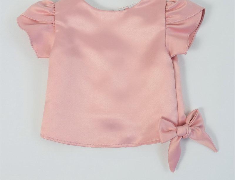 Khun Ngam blouse - peach