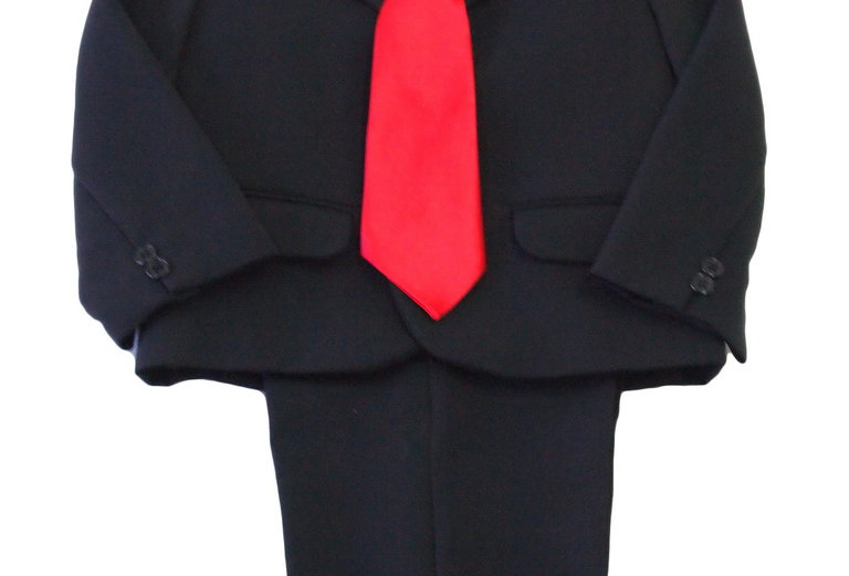 (Suit) TH100 Black-Red