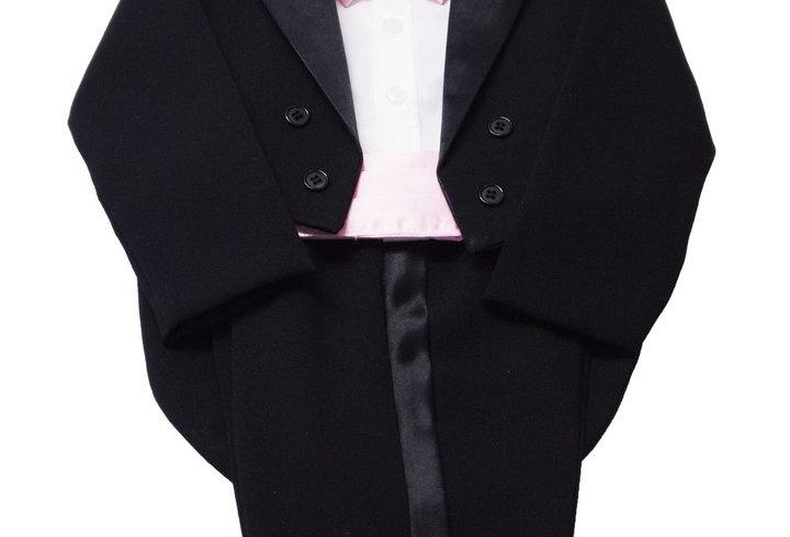Tuxedo Black-Pink