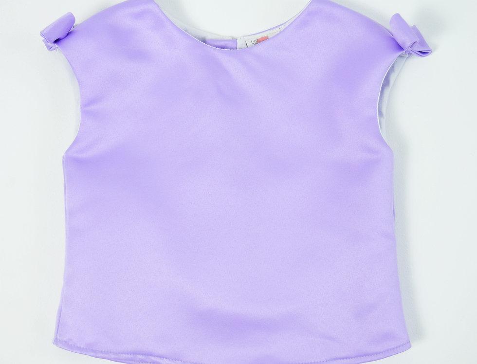 Yen Yen blouse - lilac