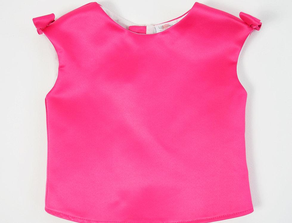 Yen Yen blouse - fuschia