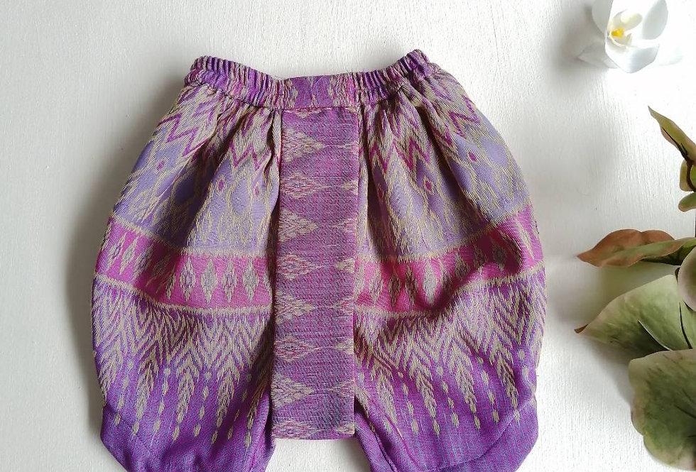 โจงกระเบนเด็ก PT3-violet