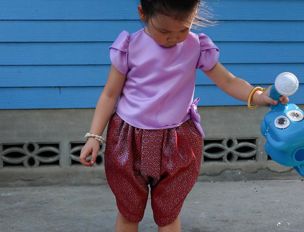 Khun Ngam lilac /Chongkraben
