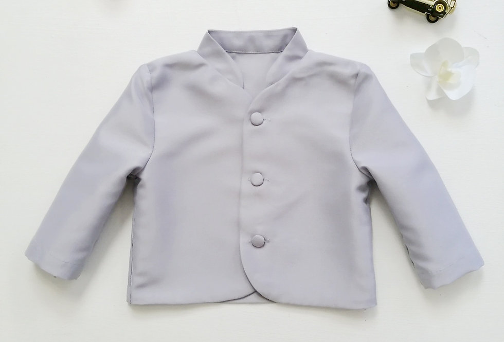 ชุดไทยเด็กชาย-TM-grey