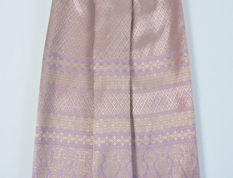 sarong -  lilac