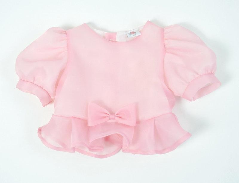 metta blouse - pink