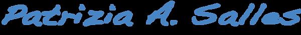 Patrizia A. Salles Artist Logo