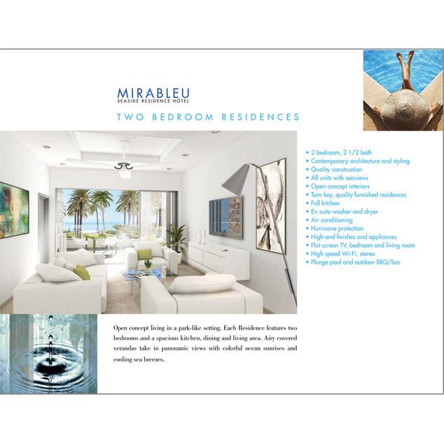 MIRABLEU Brochure Inserts