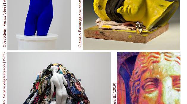 Ancient Influences in Contemporary Art  Alterations in Memoriam