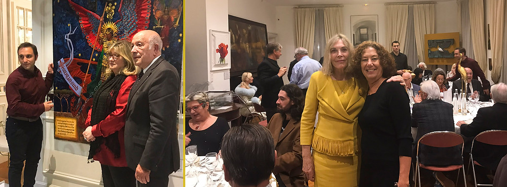 Du Barry, Bogo Hugo, Liana Marabini, Patrizia Salles