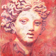 Aphrodite in Red
