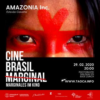Cine Brasil Marginal - Coletivo Taoca