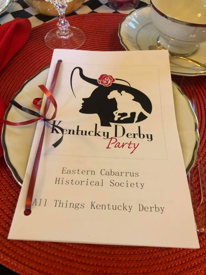 Annual Tea Party with a Kentucky Derby T