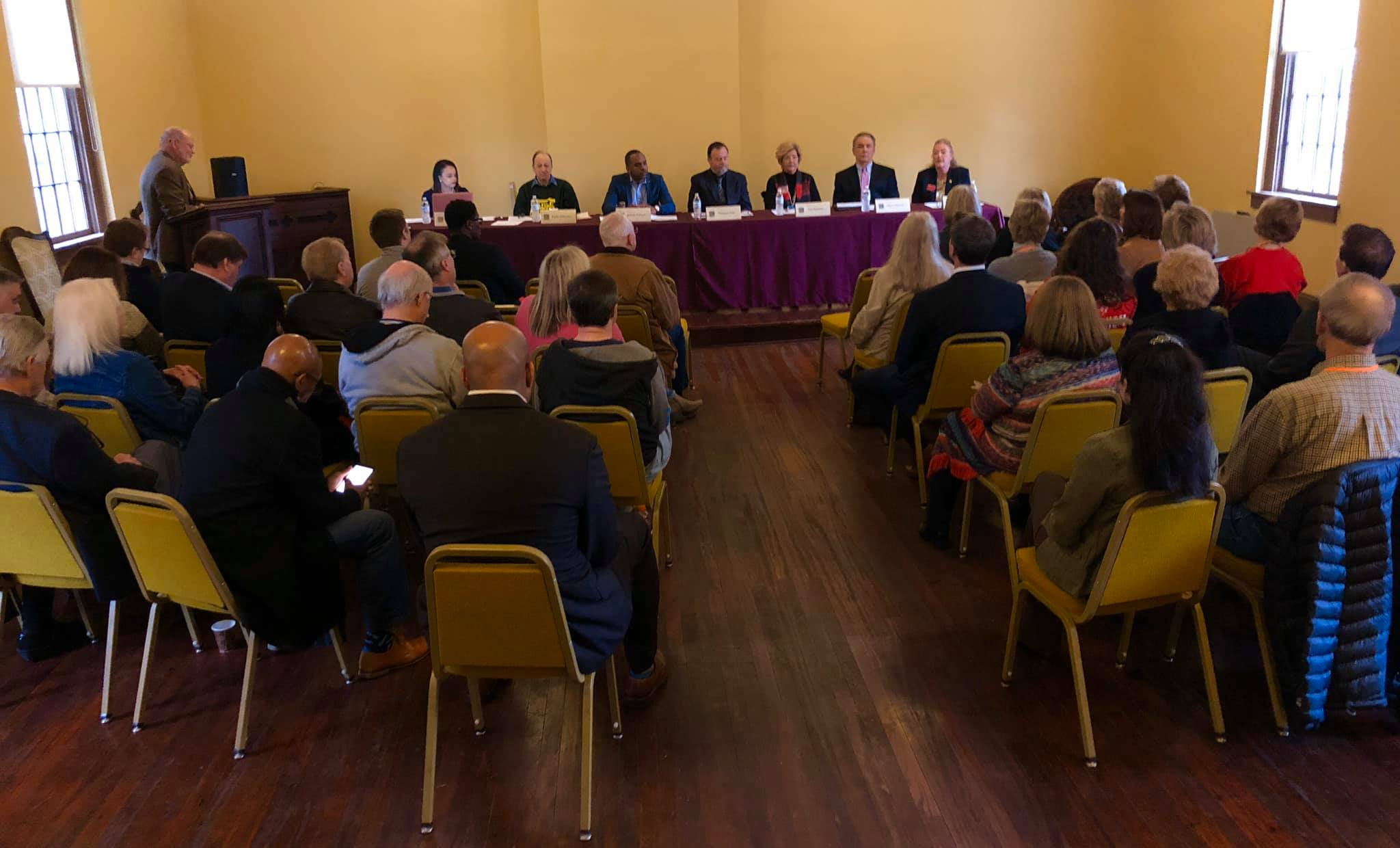 Community Forum for County Commissioner