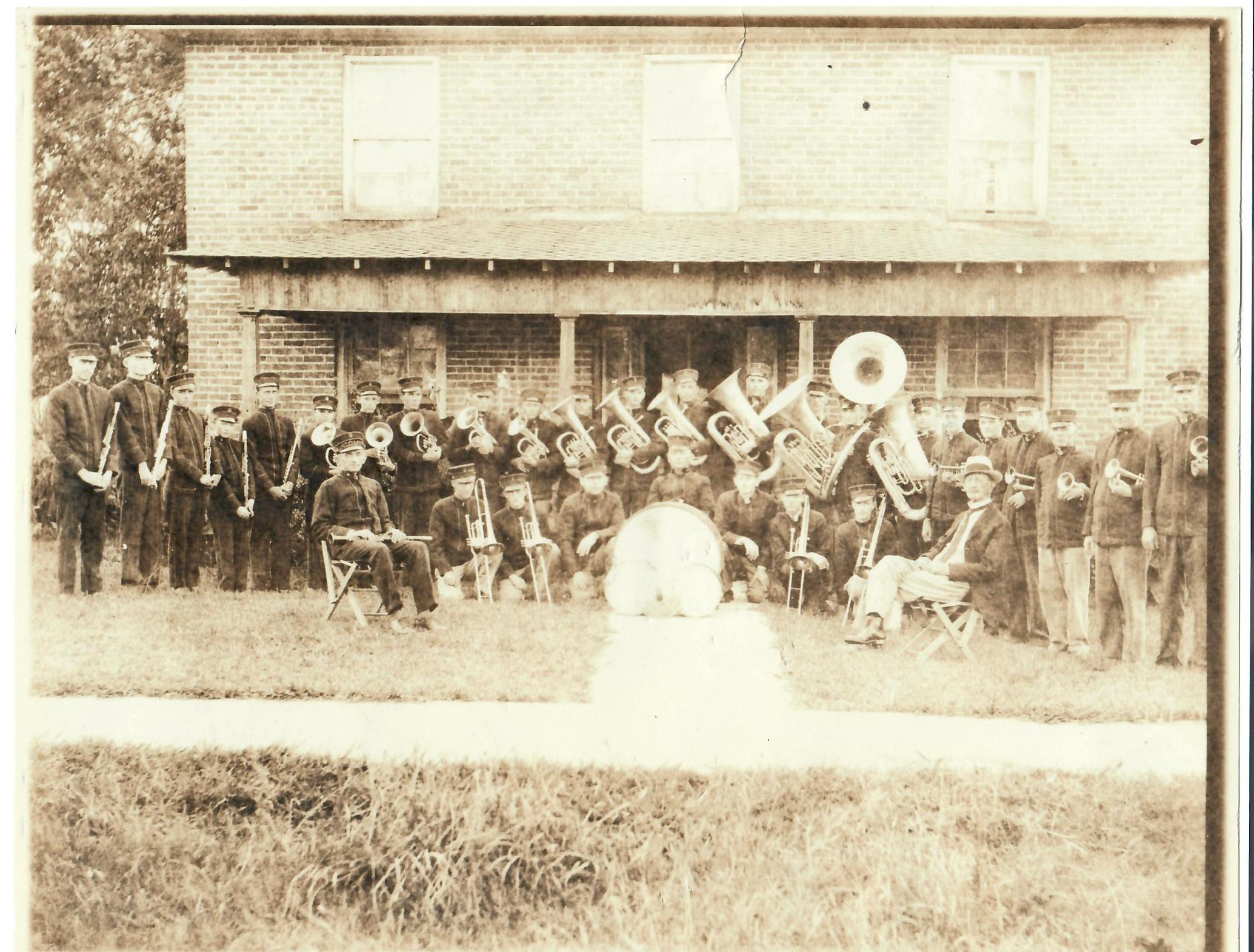Mount Pleasant Town Band