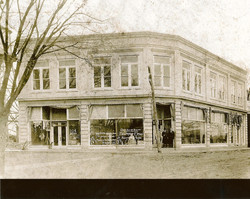 Mercantile in Mount Pleasant