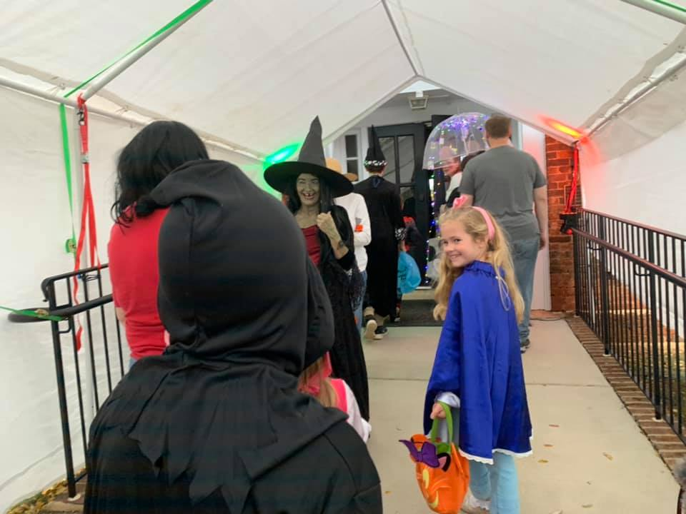 Trick or Treat at the Museum