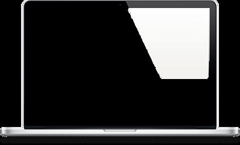 Mac Laptop - Transparent PNG-compressed.