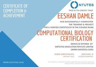 ontutes-computational-biology-certificat