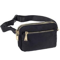 ZORFIN 3 Zipper Belly Bag