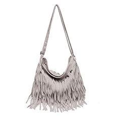 Rarity Fringe Tassel Handbag