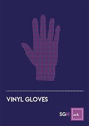 SGH-ARK - Vinyl Gloves Brochure - front