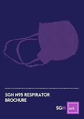 SGH-ARK N95 Respirator - Brochure image.