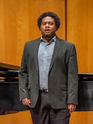 Metropolitan Opera Council Auditions