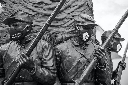 African American Civil War Memorial - 002