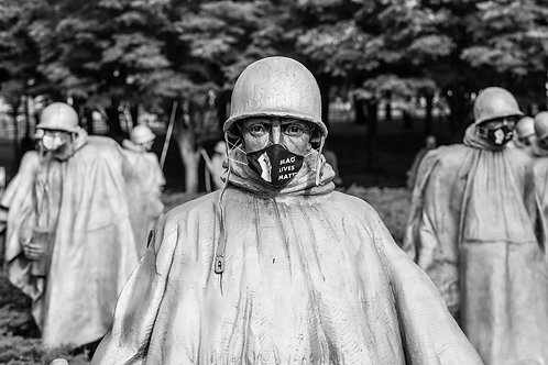 Korean War Memorial - 011