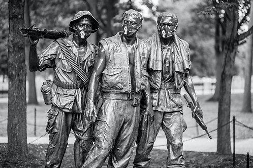Vietnam Veteran's Memorial - 009