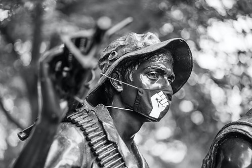 Vietnam Veteran's Memorial - 008