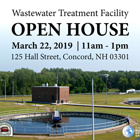 World Water Day & Open House