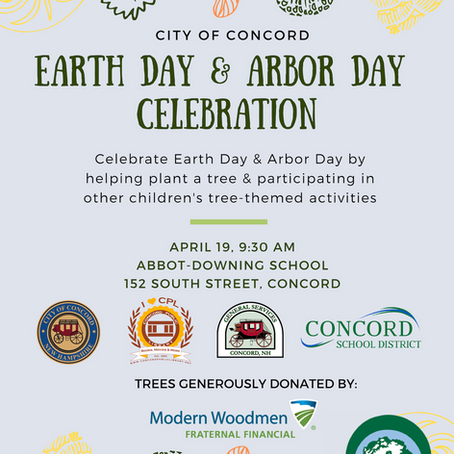 Upcoming Arbor Day, Earth Day & Tree Care for Homeowners Events