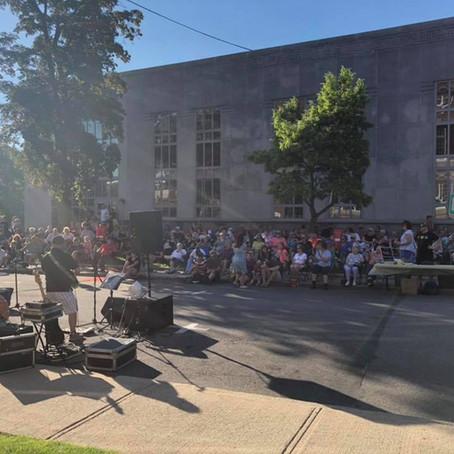 Live Music in Concord
