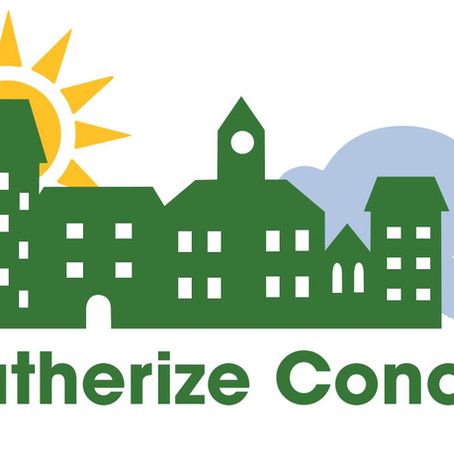 Weatherize Concord Launch