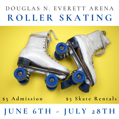 Roller Skating Returns for the Summer with New Hours at the Everett Arena