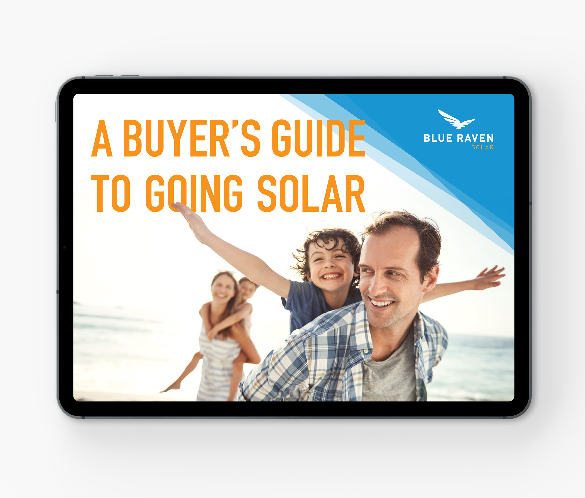 Blue Raven Solar eBook