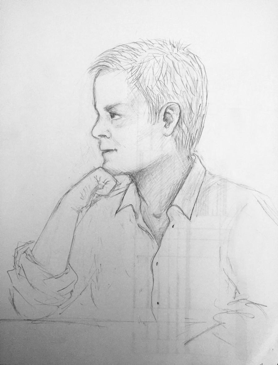 Steven's portrait