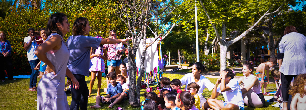 Cultive Arte 2017 | Praça do Pomar