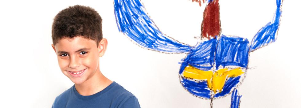 A Criança e a Arte