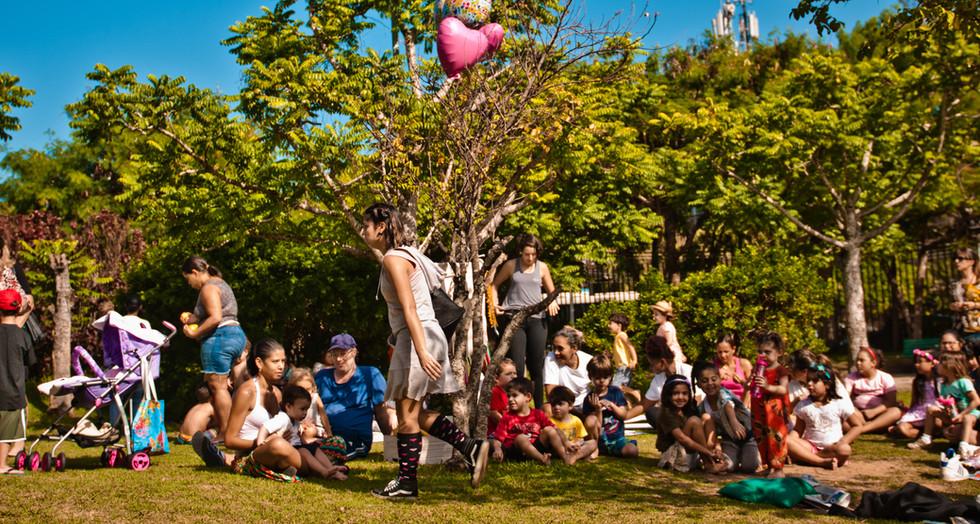 Cultive Arte 2017   Praça do Pomar