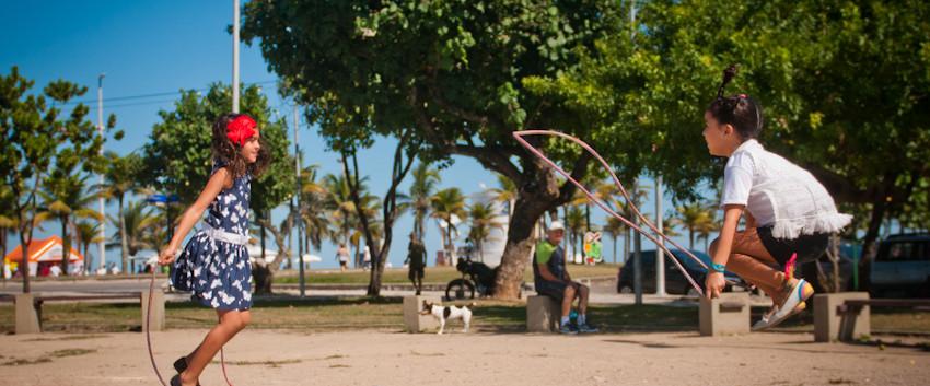 Cultive Arte 2018 | Semana Mundial do Brincar | Praça Duó