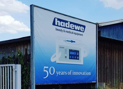Hadewe 50 years