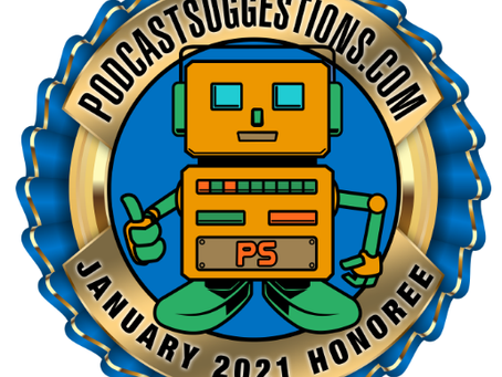 January 2021 - Inaugural Podcast Suggestions