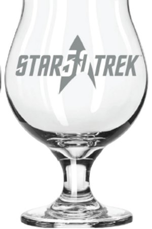 Star Trek Golden Anniversary Ale Glass - 16 oz