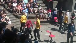 Outdoor Trek Performs Mirror Mirror
