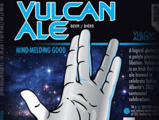 Star Trek, the beer, made by Canadians set to launch