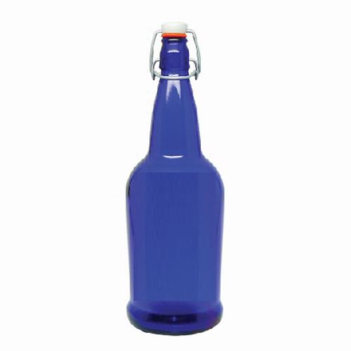 Growler 32 oz Cobalt Blue